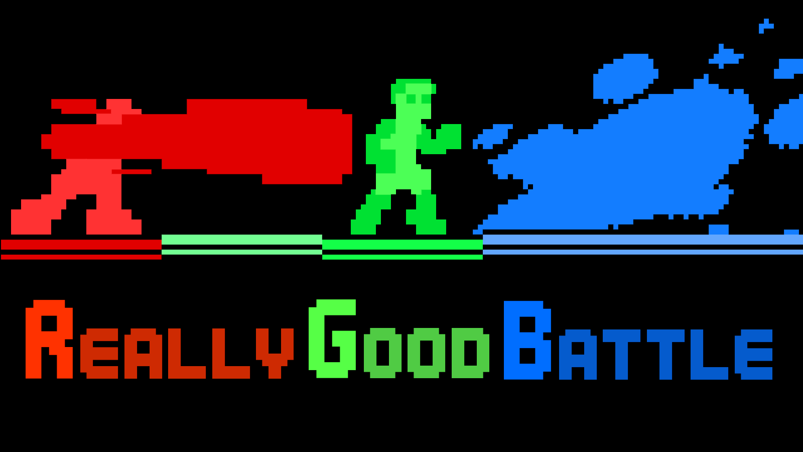 ReallyGoodBattle[1-4 Local  Multiplayer]
