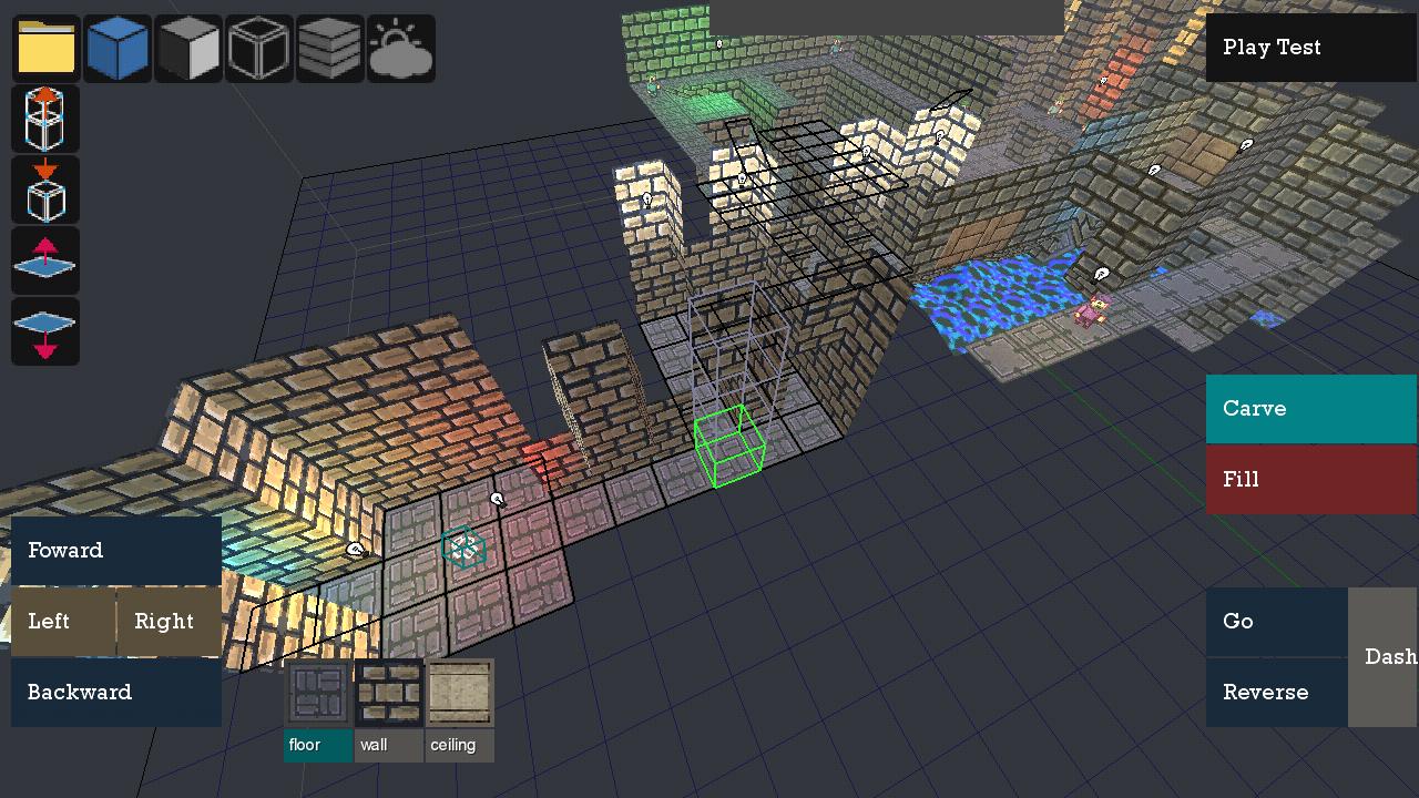 Dungeon Maker Rpg V1 062 By Terrapix