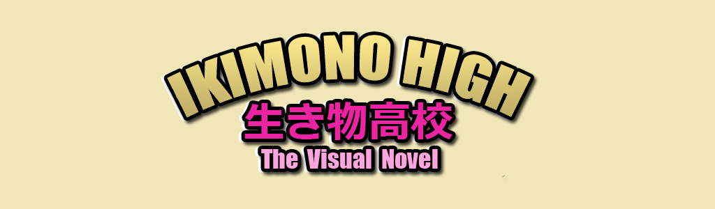 Ikimono High: The Visual Novel (Demo)