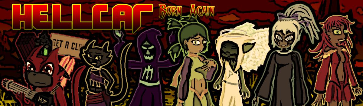 Hellcat: Born Again!