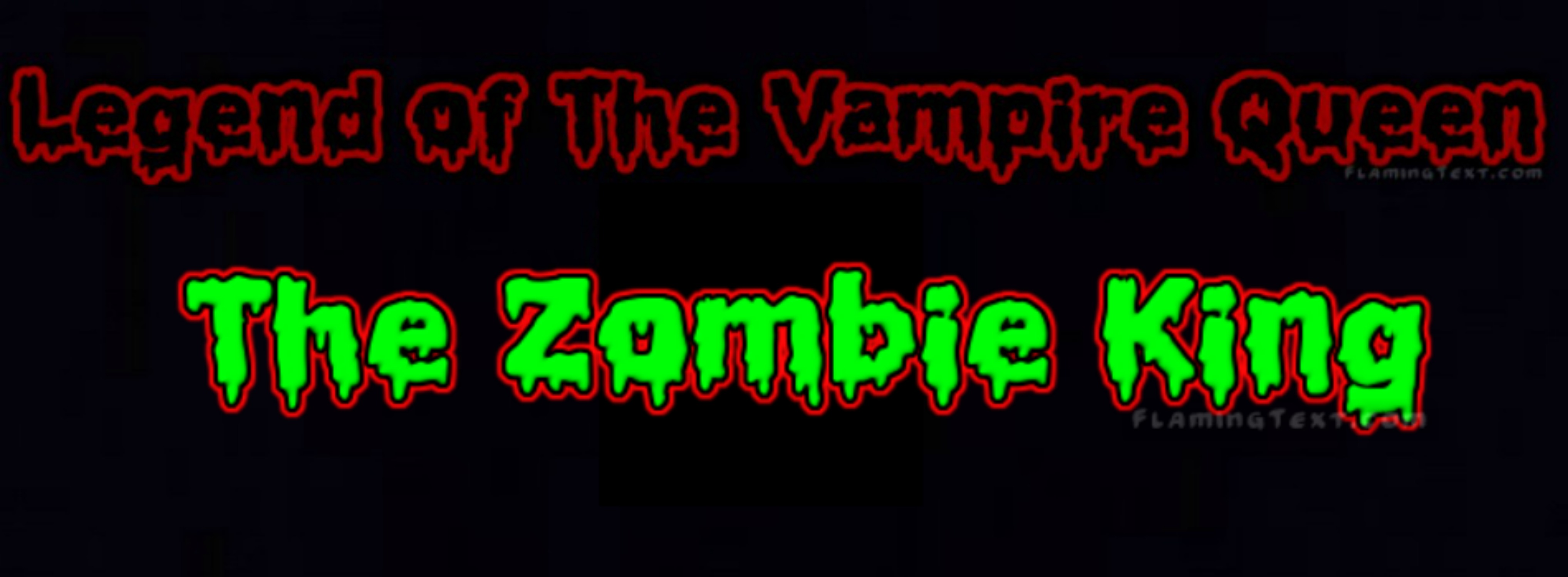 Legend Of The Vampire Queen Ep 2: The Zombie King