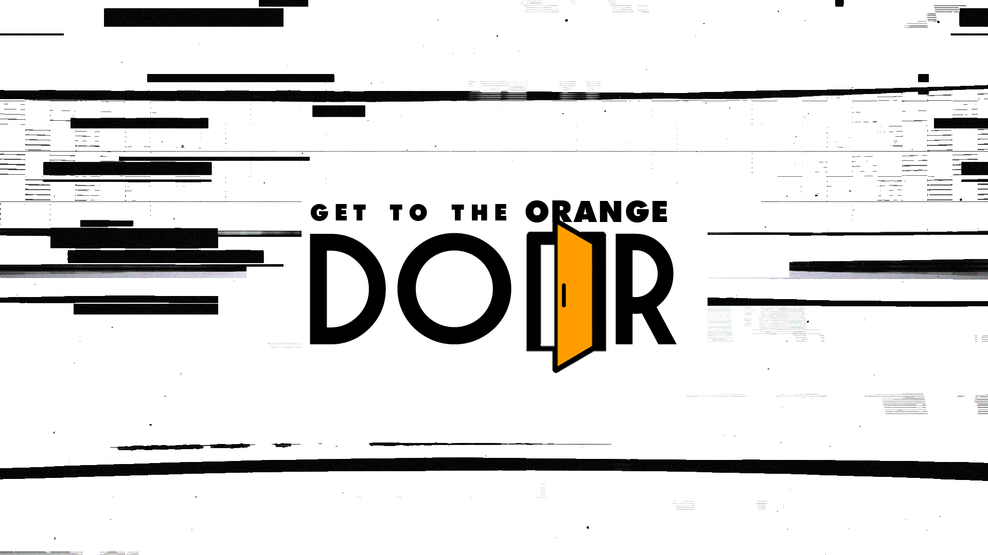 [Update #3 ] Get To The Orange Door Demo 4