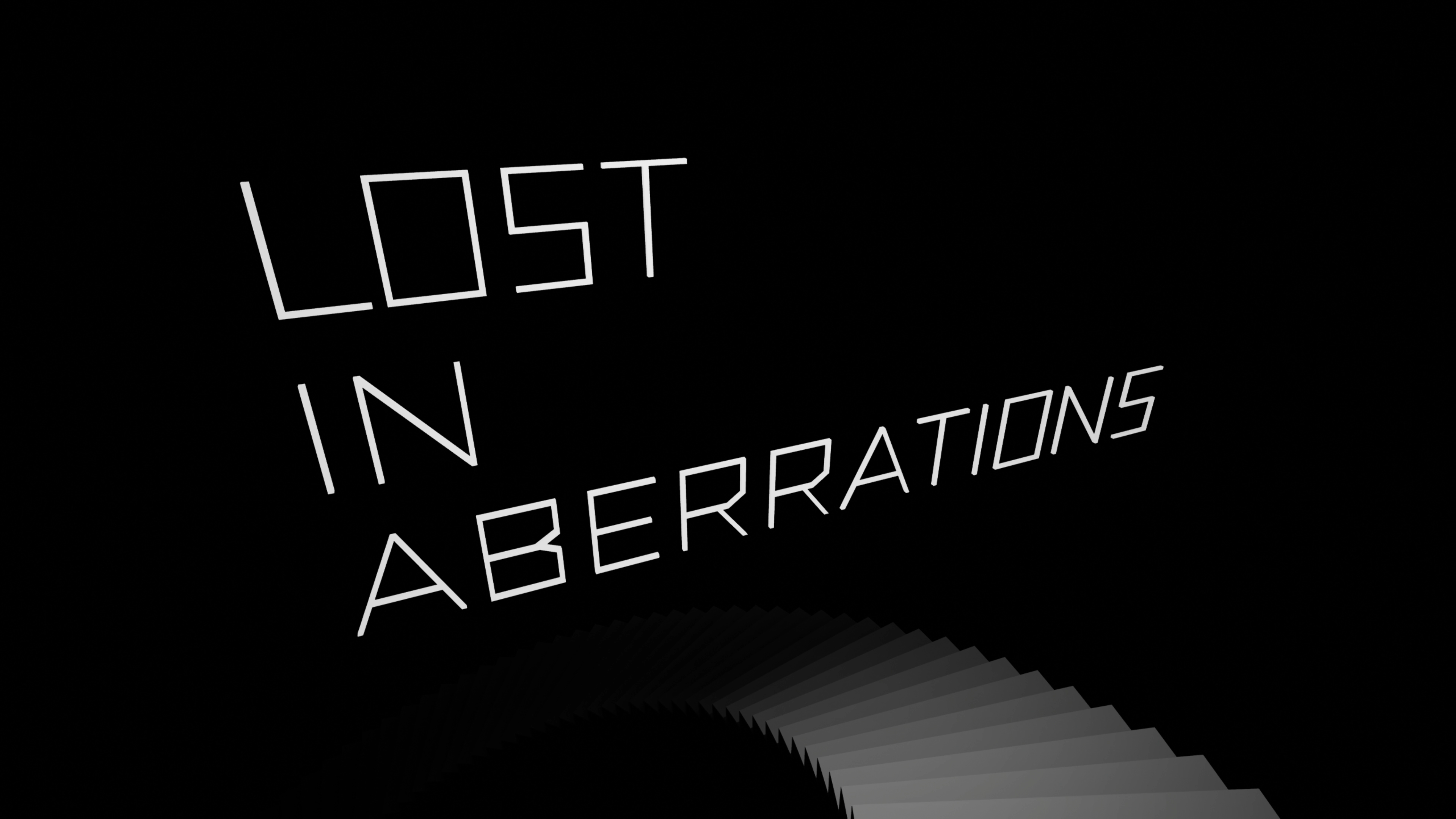 LOST IN ABERRATIONS