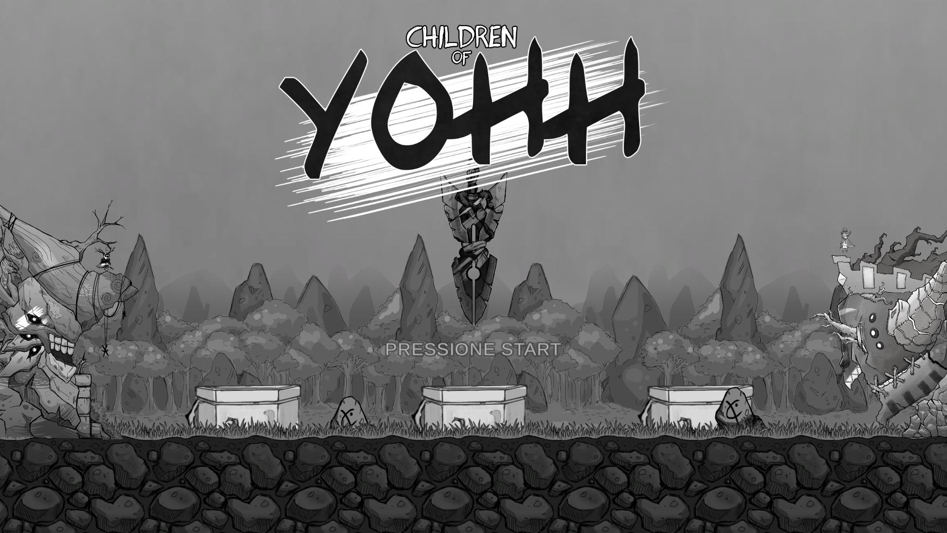 Children of Yohh Classic
