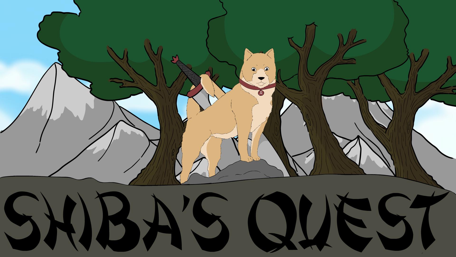 Shiba's Quest