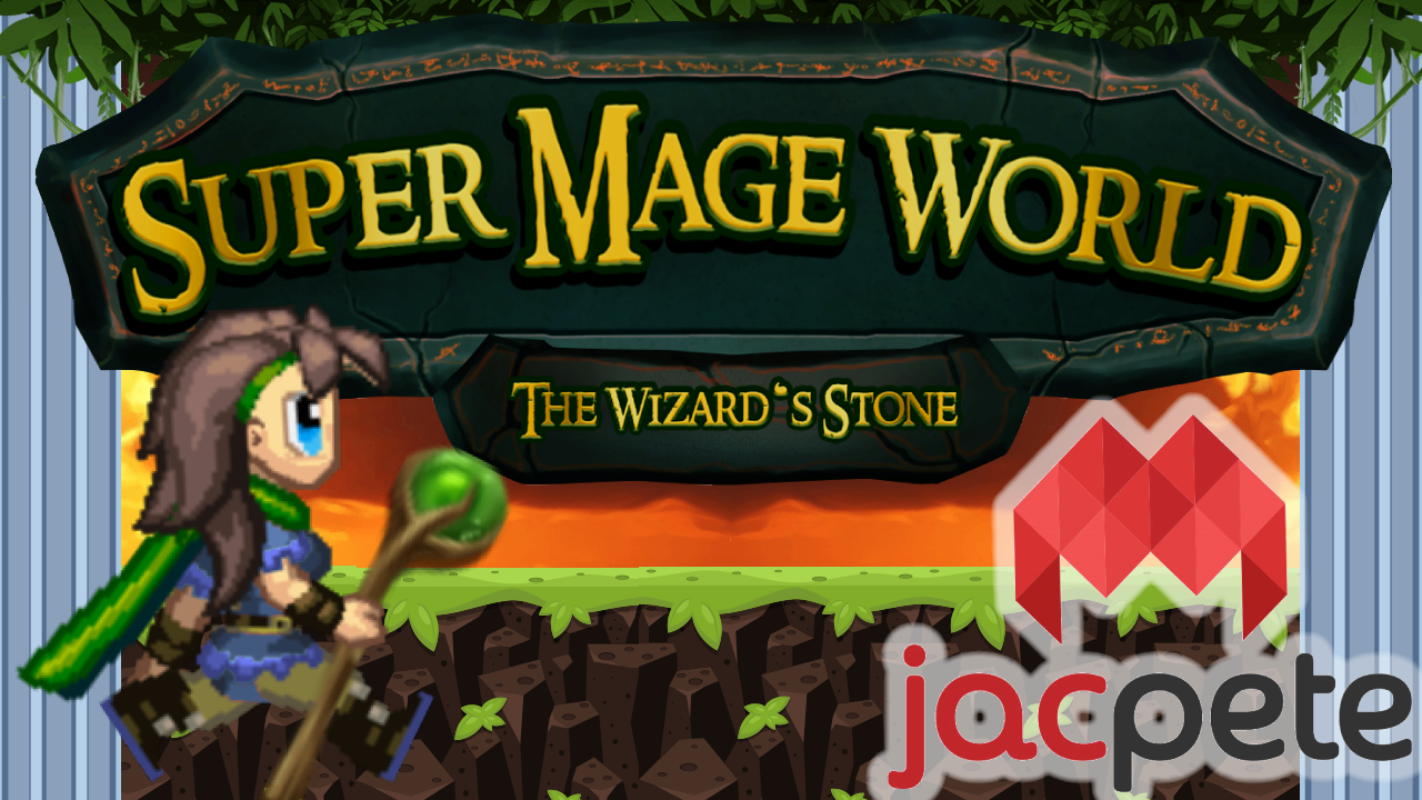 Super Mage World - jump n run - Castle Demo