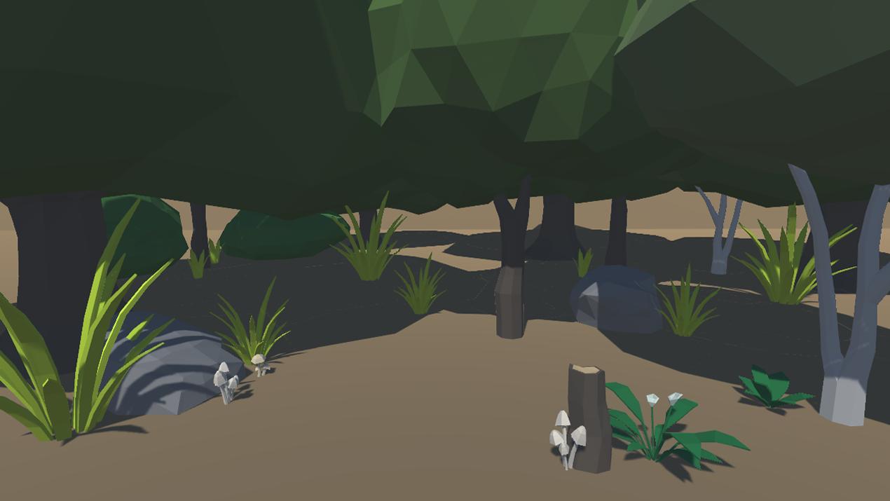 Basic Forest Pack