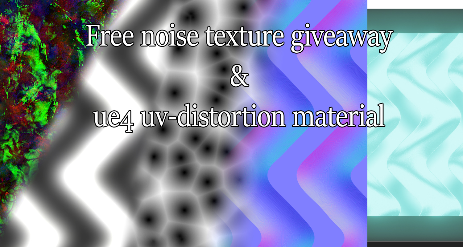 Luos's Free Noise Textures (for vfx) by Yoeri -Luos- Vleer