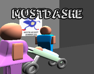 Mustdashe (Formally Known as Punchstache)