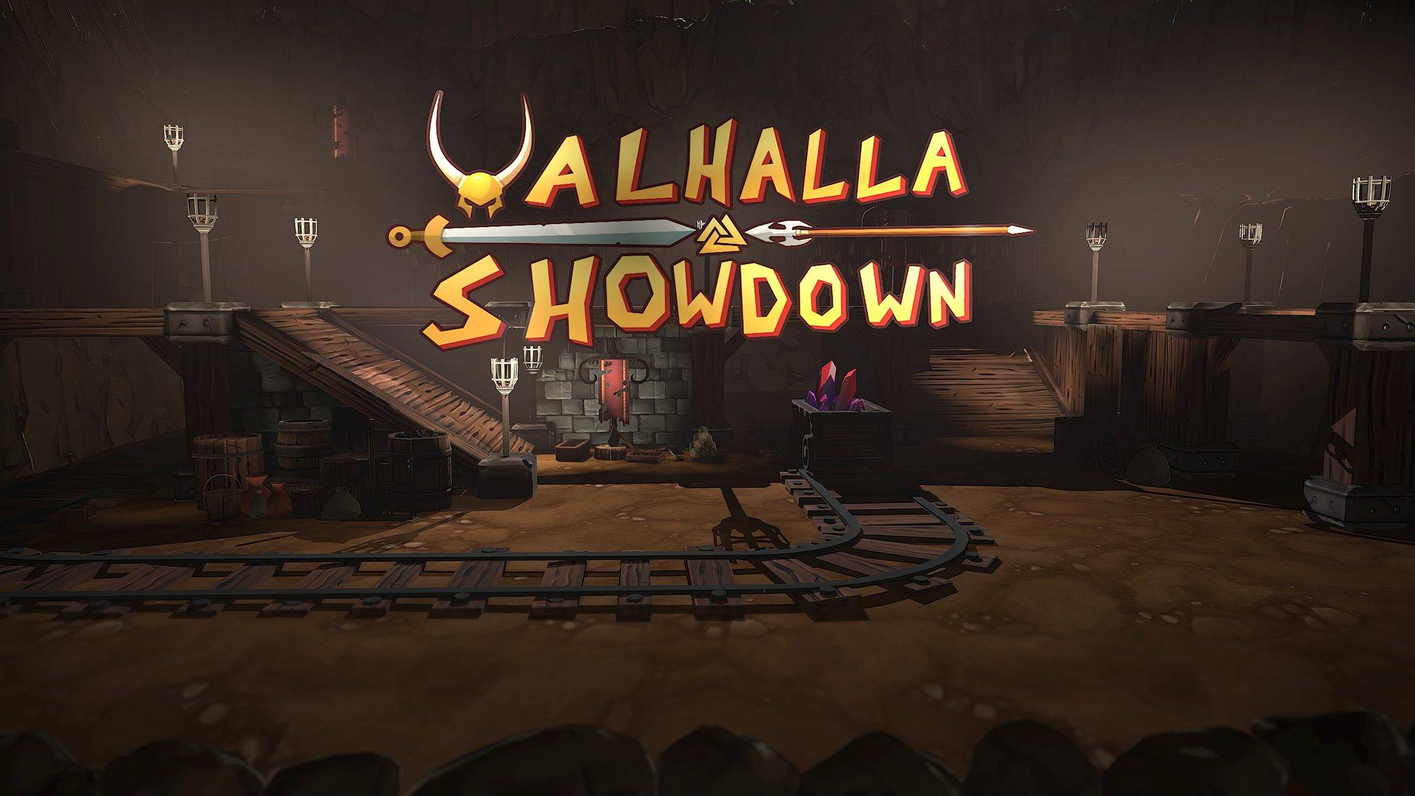 Valhalla showdown