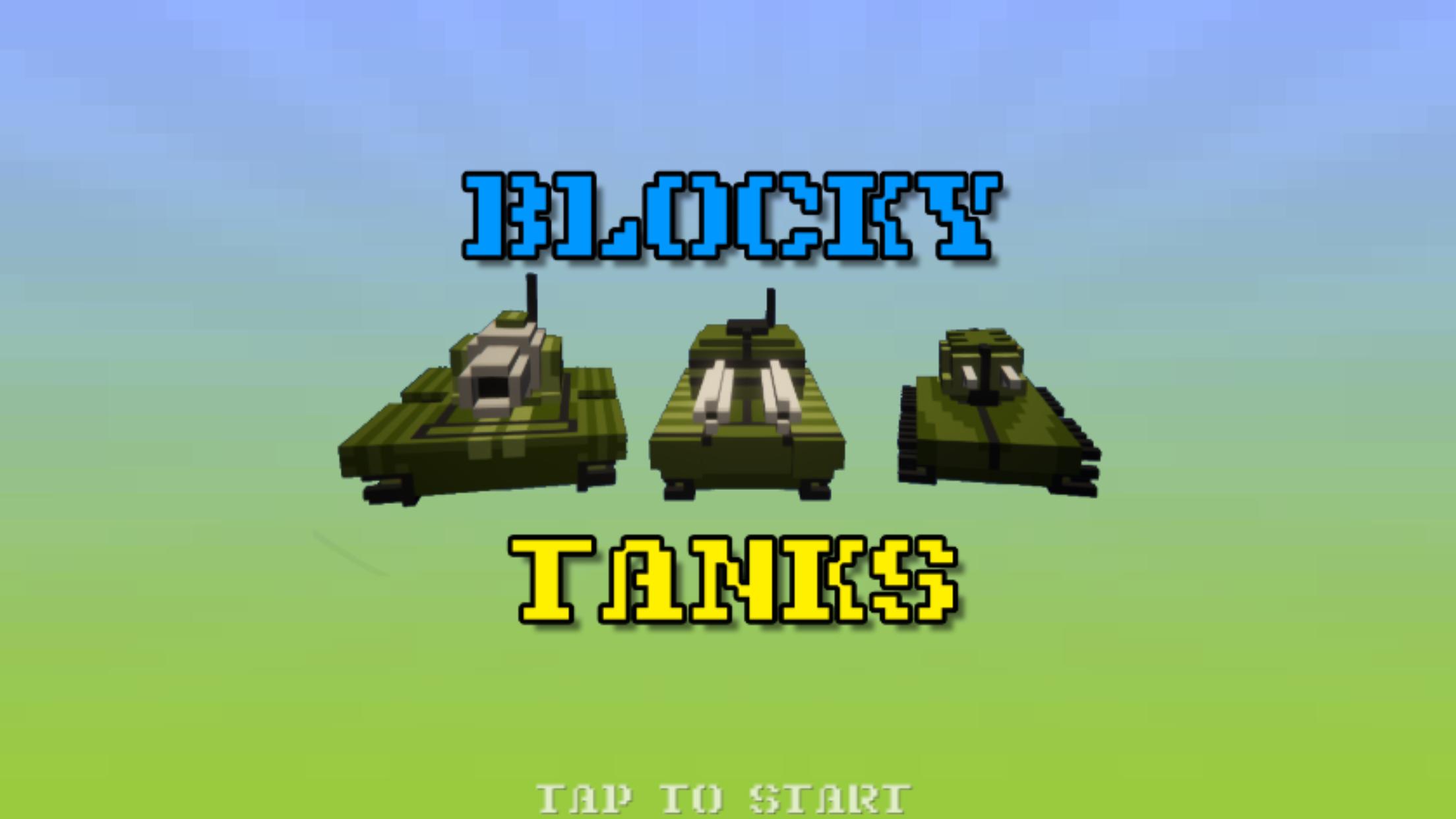 Blocky Tankz