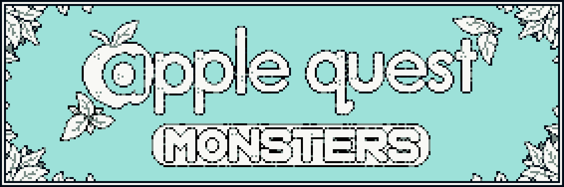 Apple Quest Monsters
