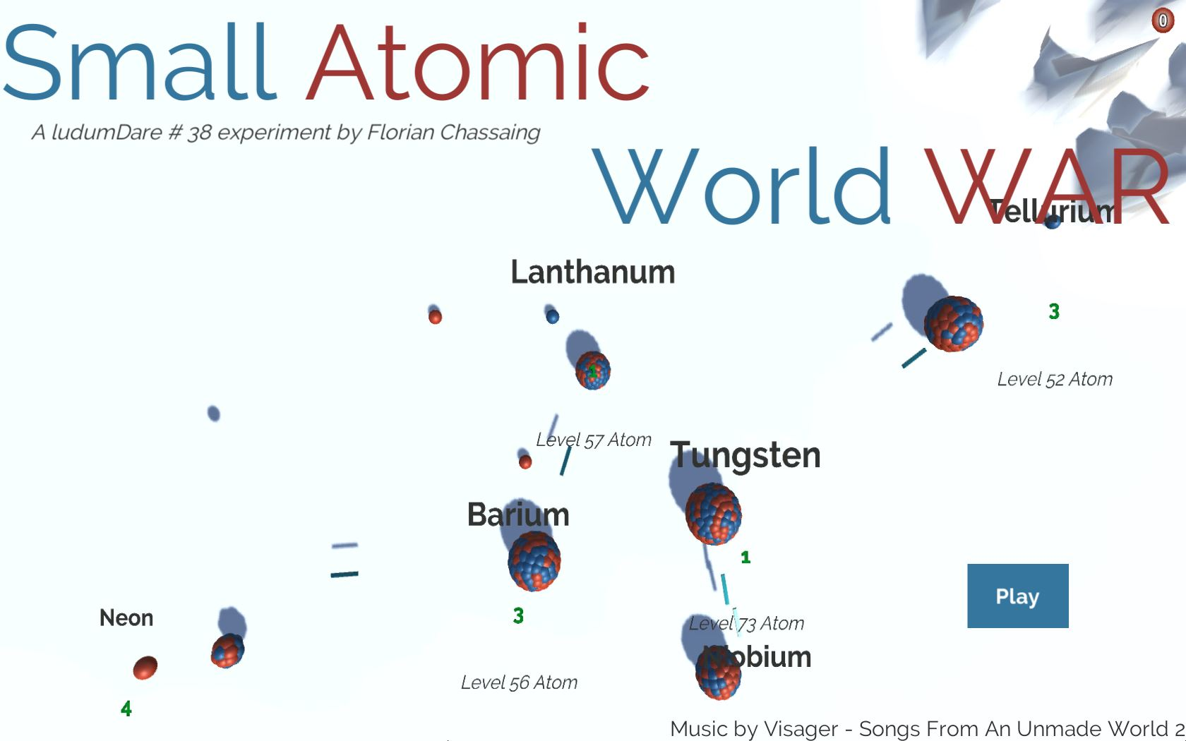 Small Atomic World War