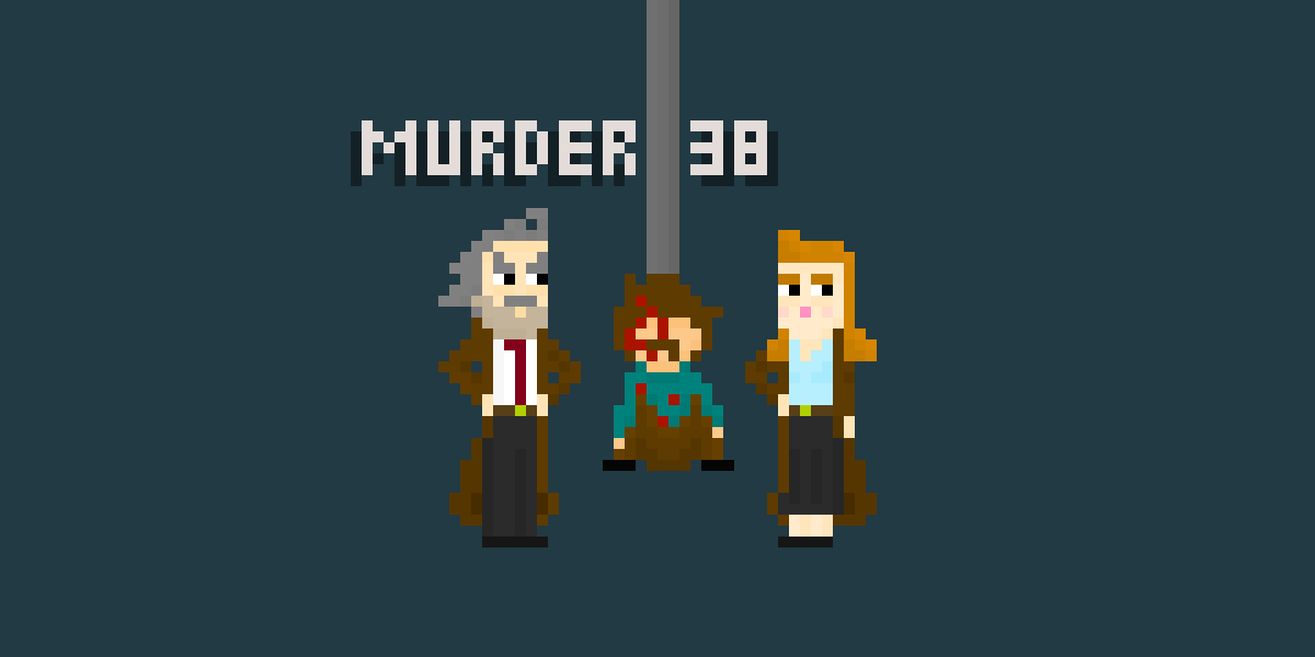 Murder 38 - Episode One - A Small World