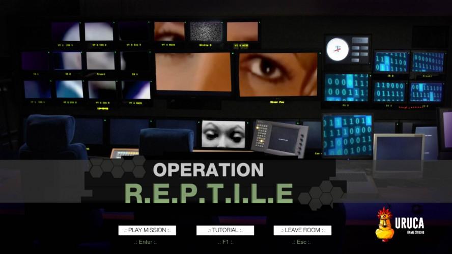 Operation R.E.P.T.I.L.E. - #LD35