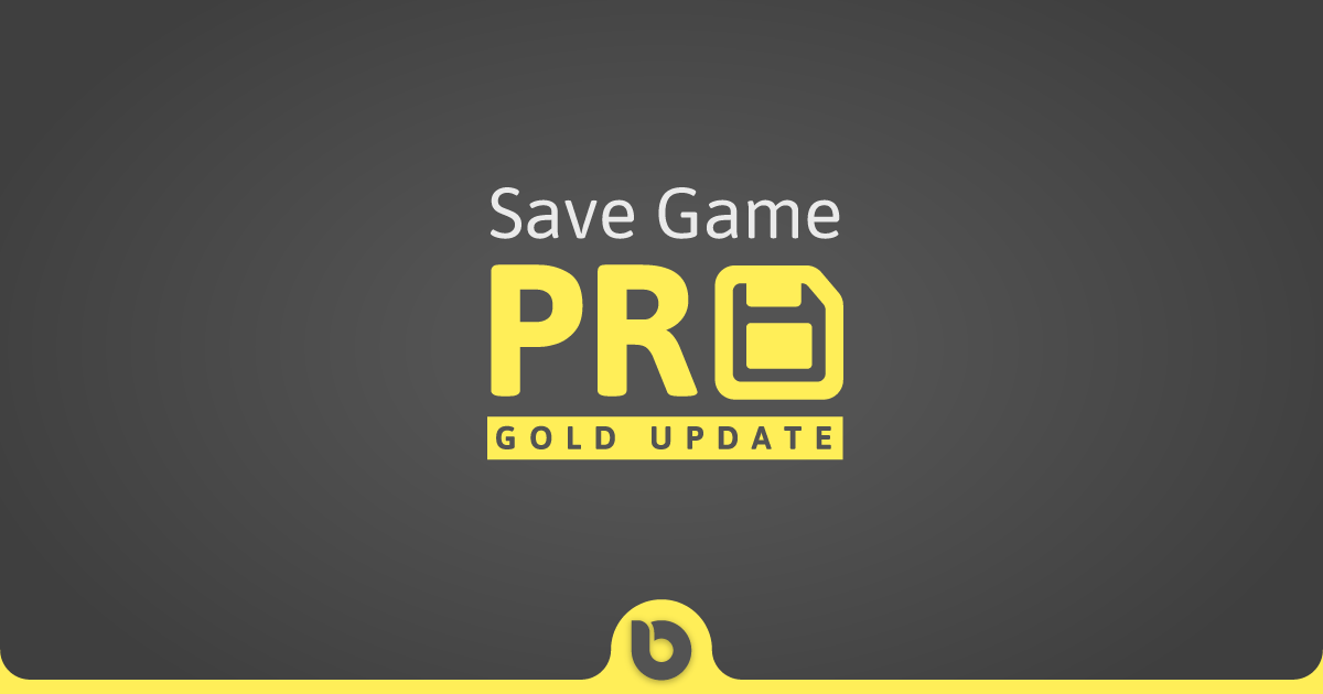 Save Game Pro - Gold Update