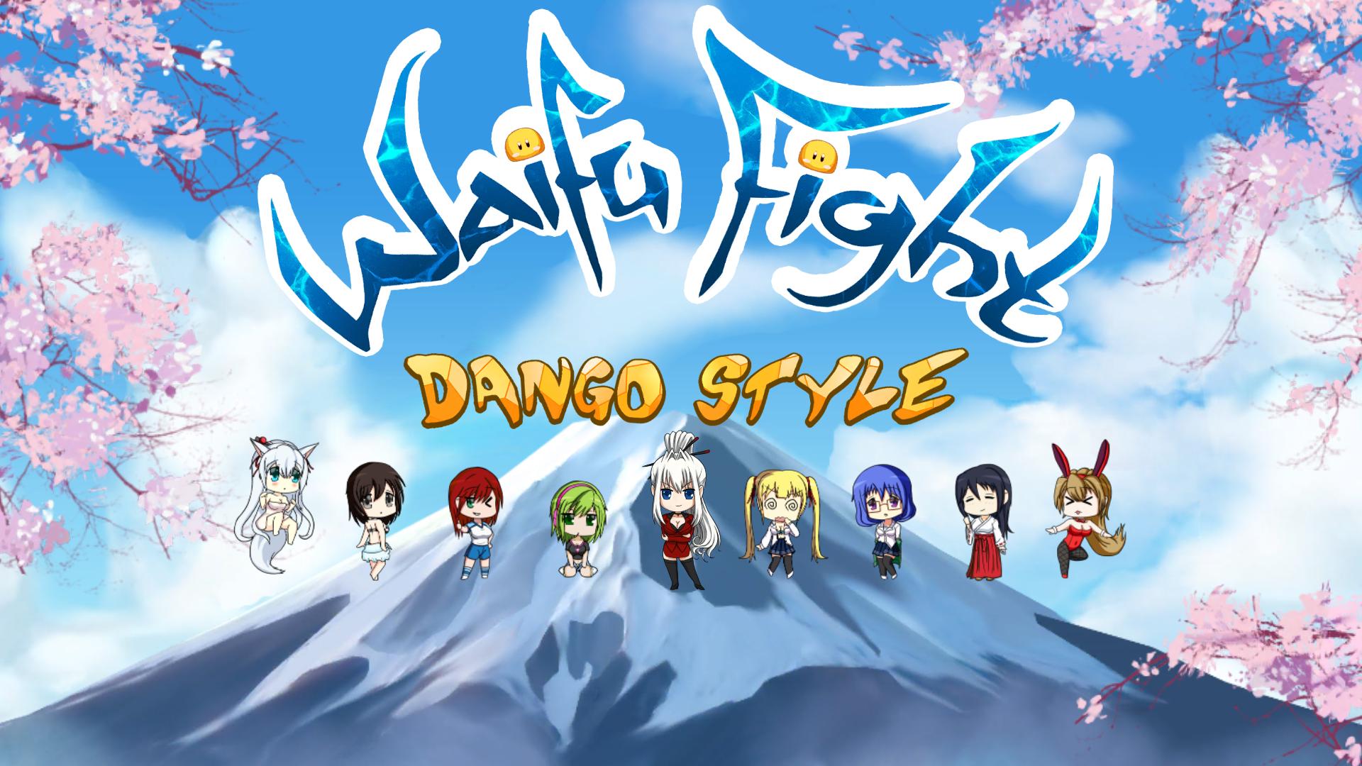 Waifu Fight Dango Style