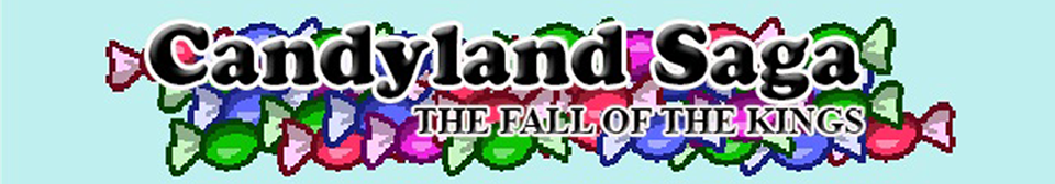 Candyland Saga - The Fall of The Kings