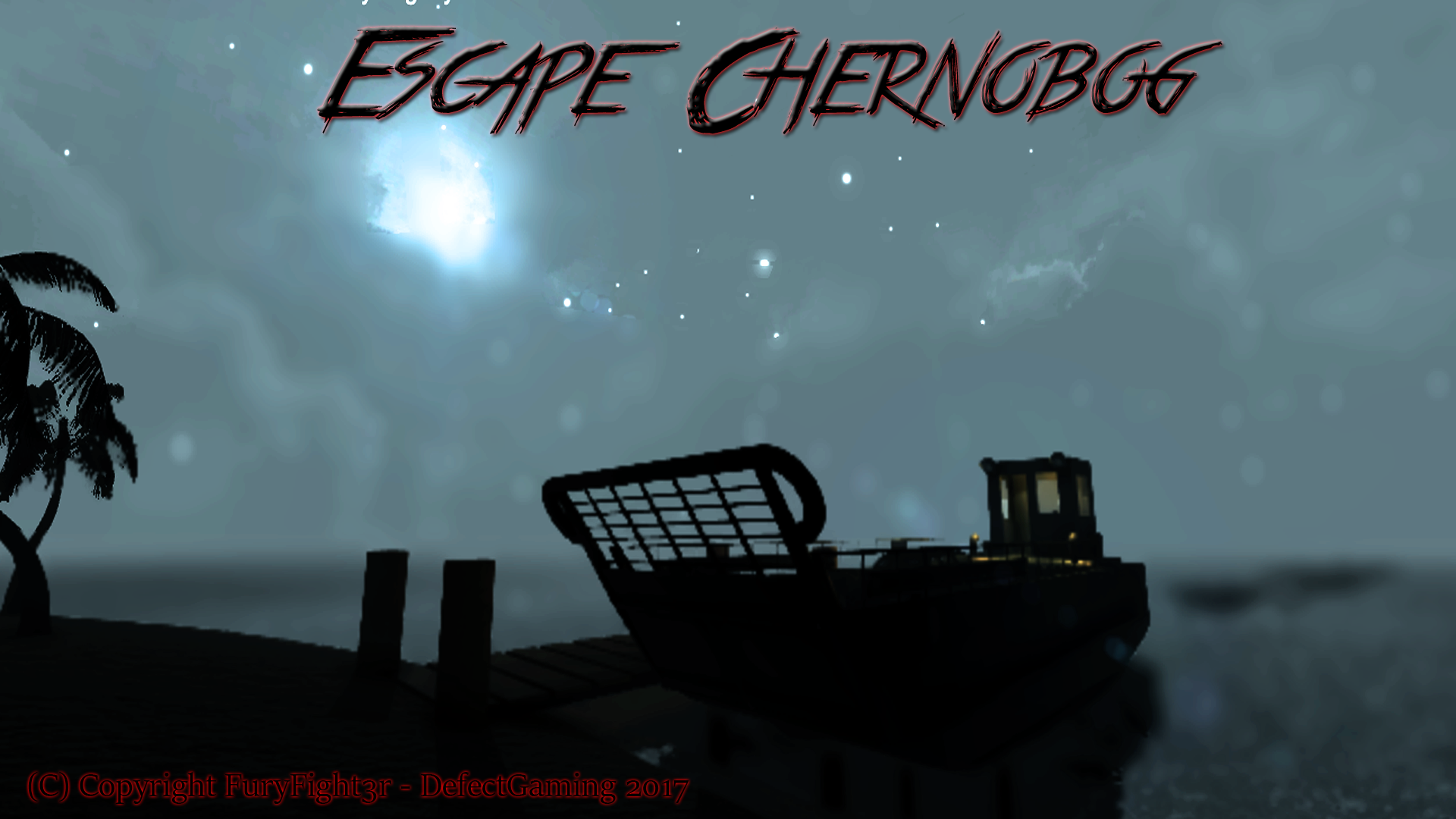 Escape Chernobog