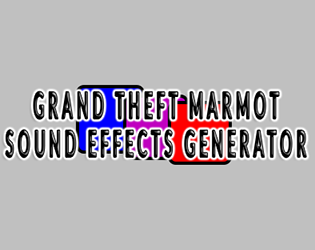 Sound Effects Generator by grandtheftmarmot