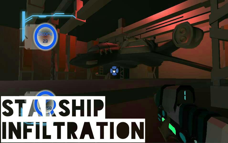 Starship Infiltration VR