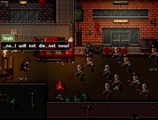 Fleshforward (Demo 1 & 2) by Linked Rooms Games