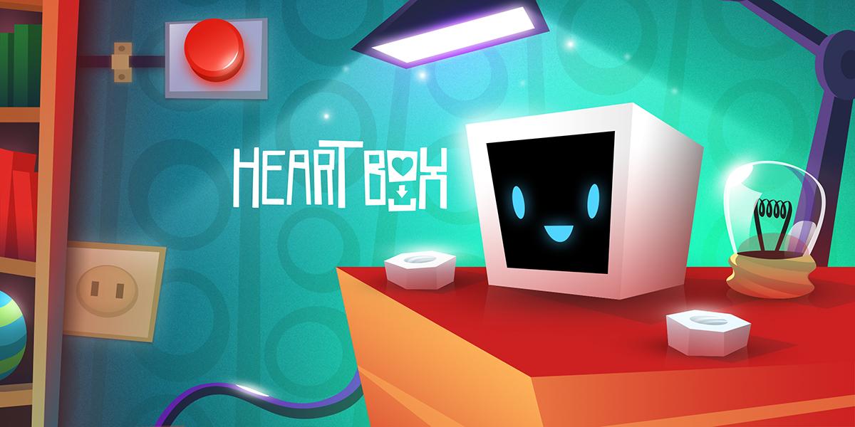 Heart Box - physics puzzle