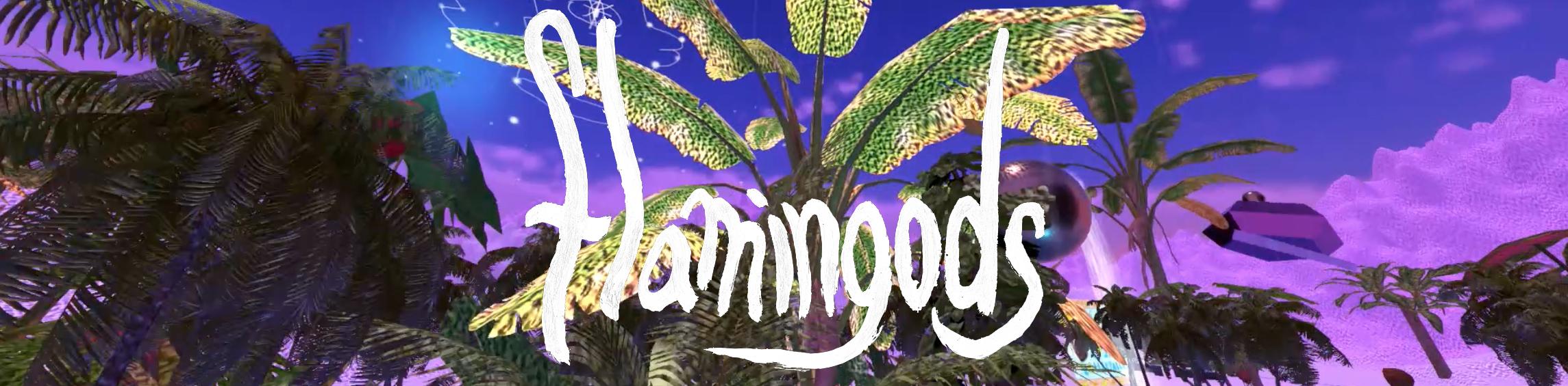 Flamingods ~ Kewali ||| Play in FULL SCREEN mode --->
