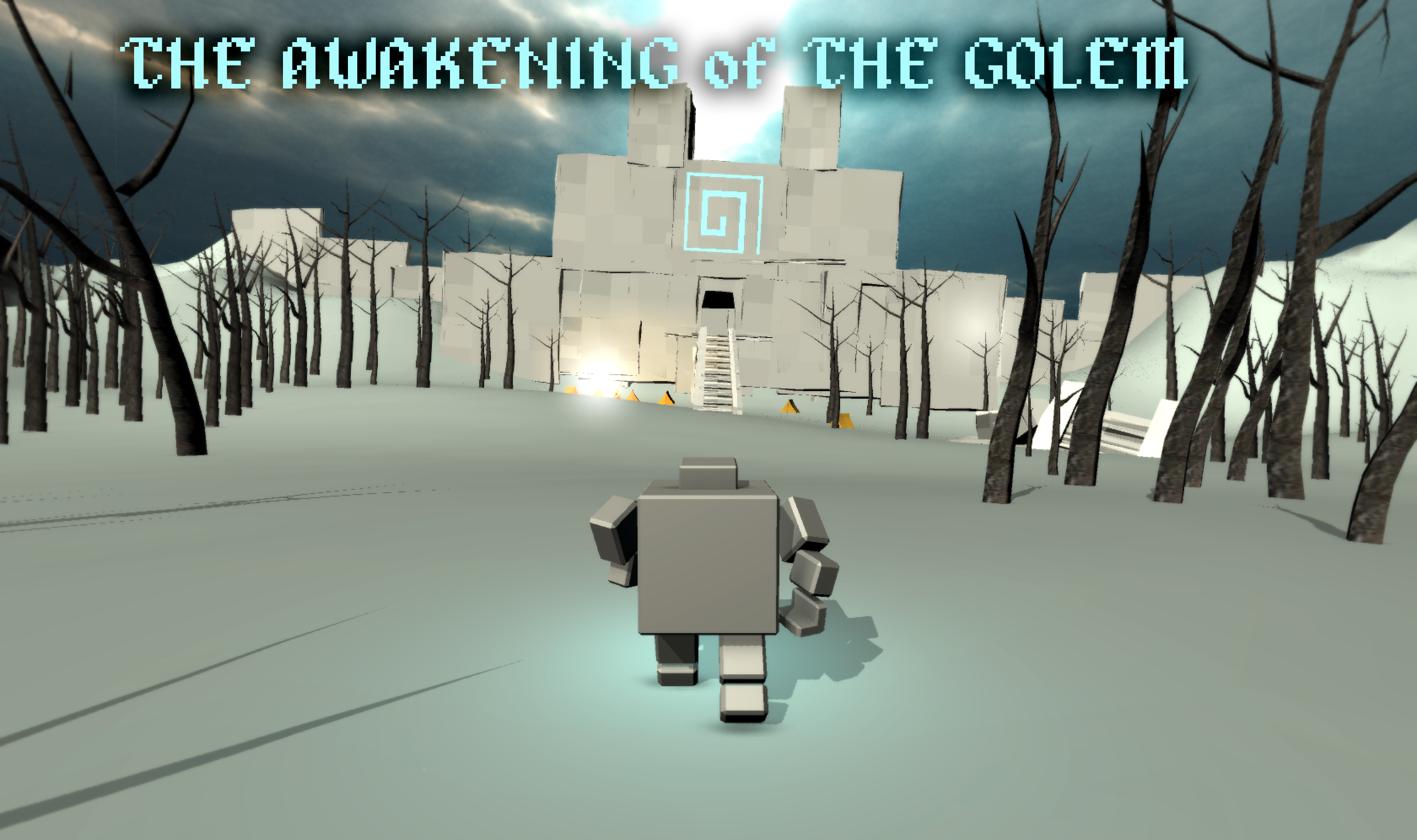 The Awakening of the Golem (LD36)