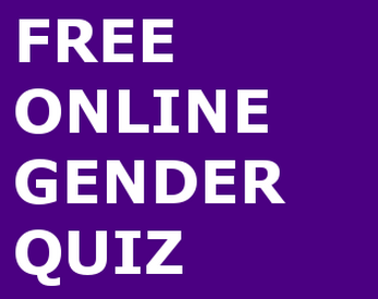 free online gender quiz by max kreminski