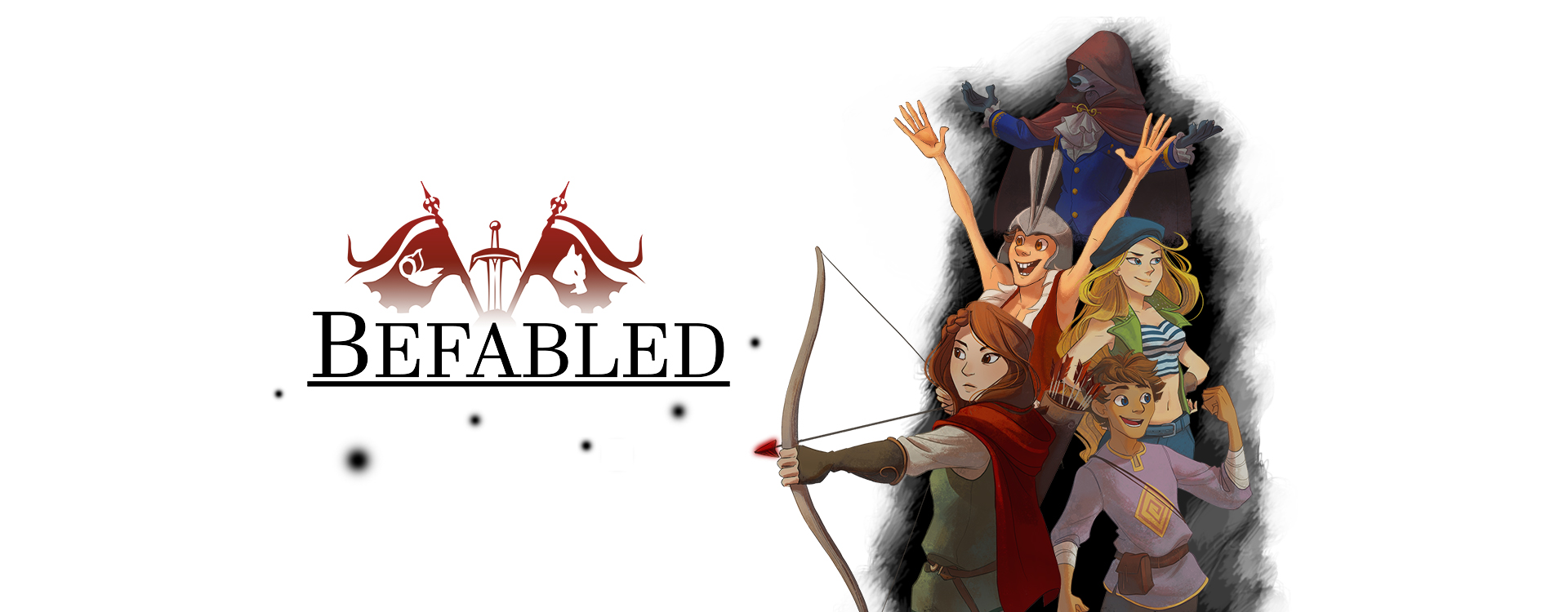 Befabled | A Visual Novel Deckbuilder