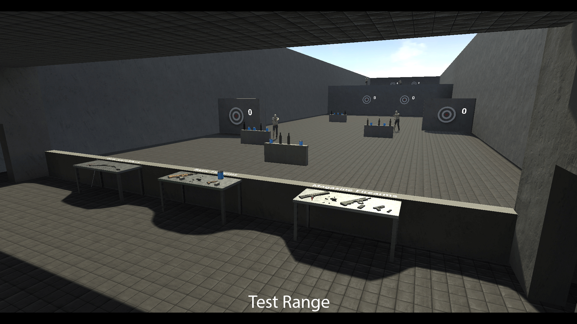 Weapon Master VR (UE4) by Heavy Diesel Softworks