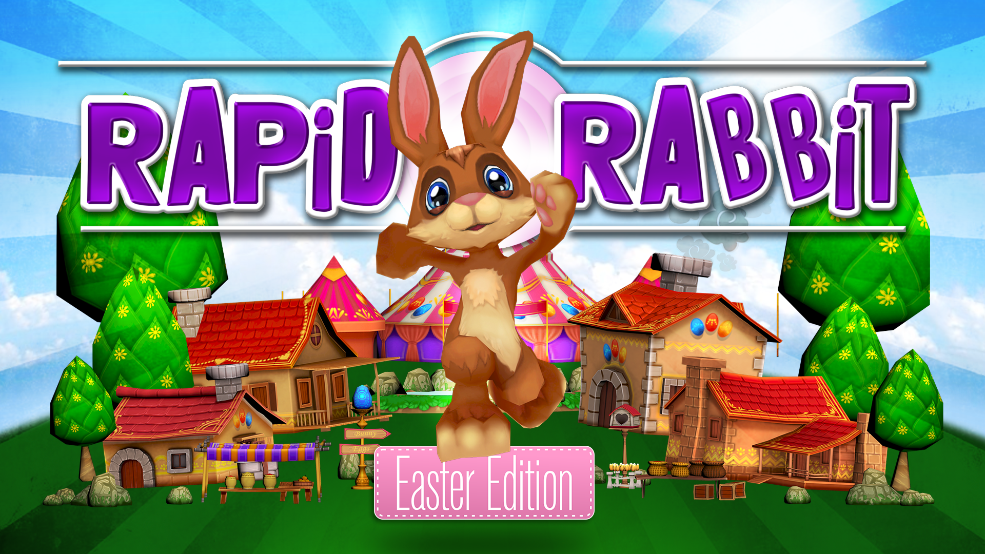 Rapid Rabbit - Easter Edition
