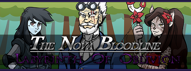 The Nova Bloodline | Labyrinth Of Oblivion