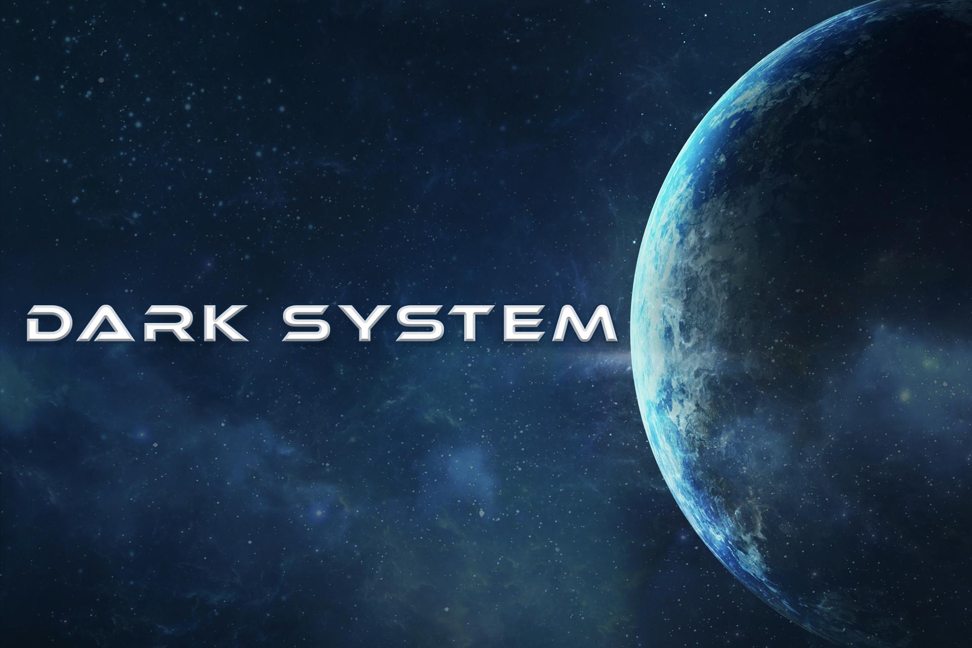 Dark System Alpha