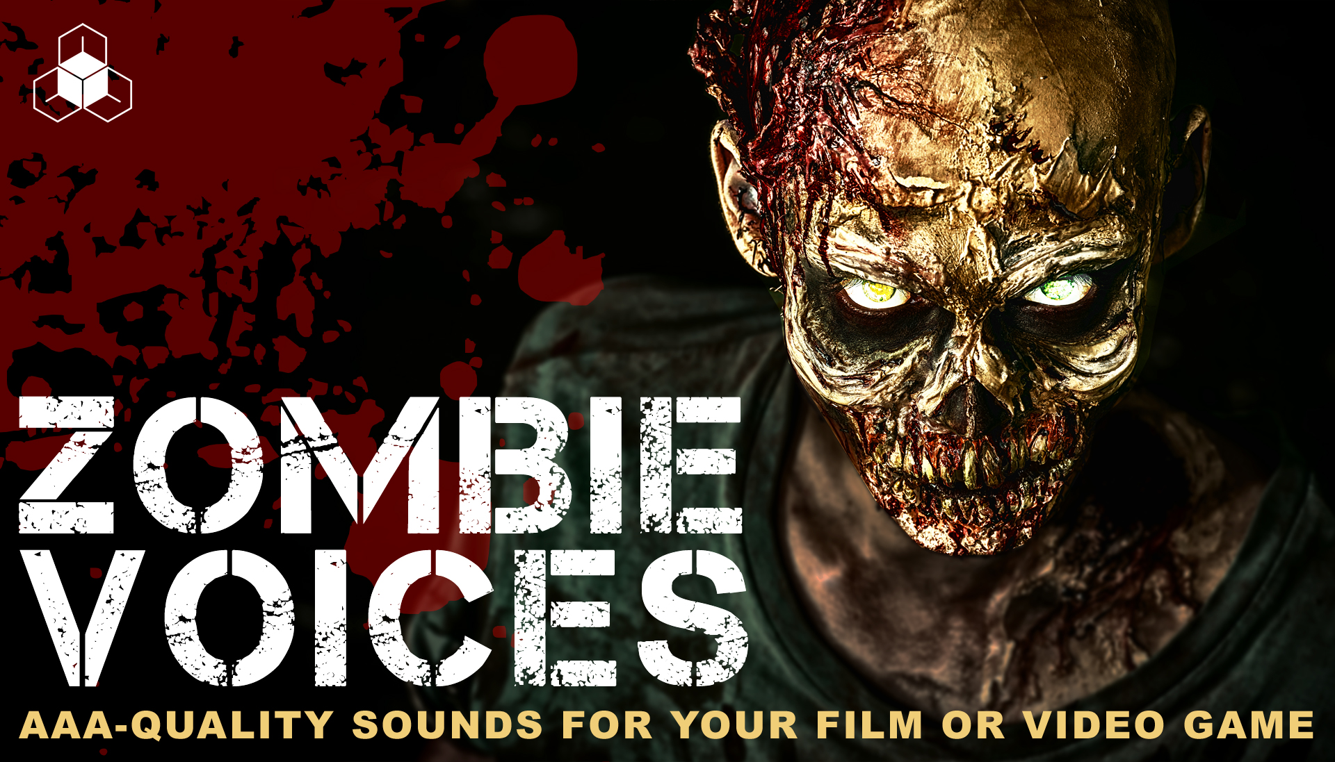ZOMBIE VOICE SAMPLES - Creepy Horror Game Character Voices - Humanoid  Monster Sound Effects Library by Fusehive com