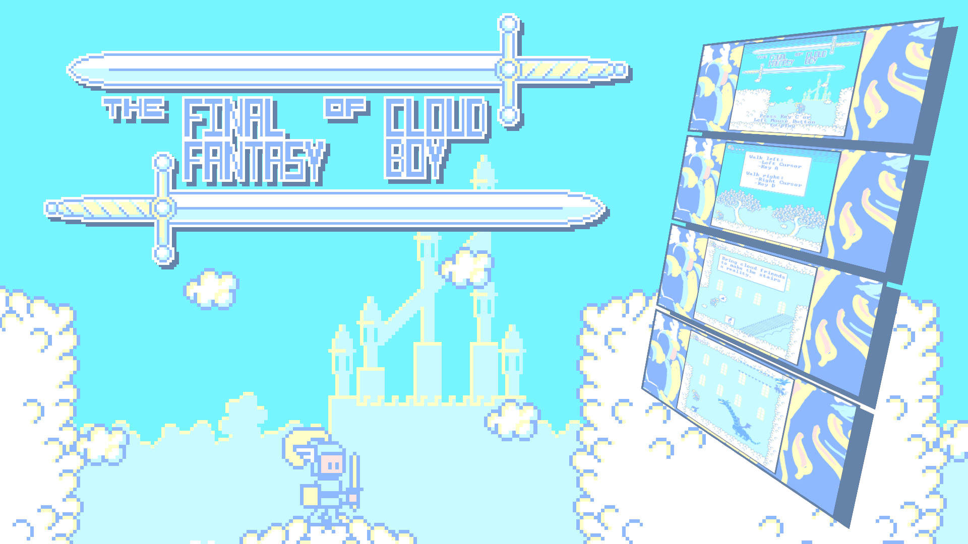 The Final Fantasy of Cloud Boy