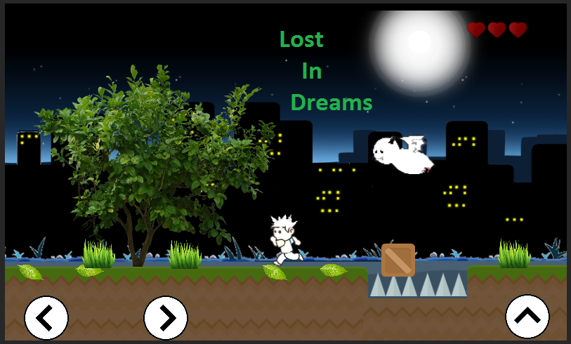 Lost In Dreams chapter 01