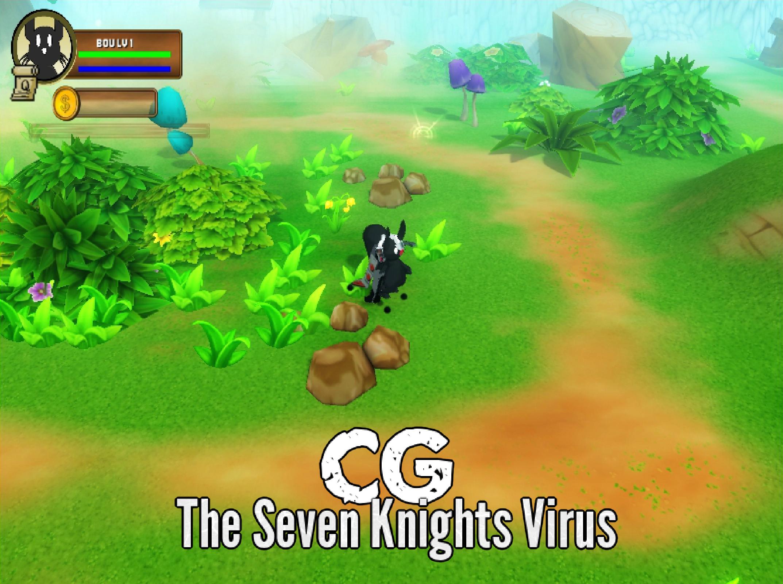 CG the Seven Knights Virus by ryan_carlos20