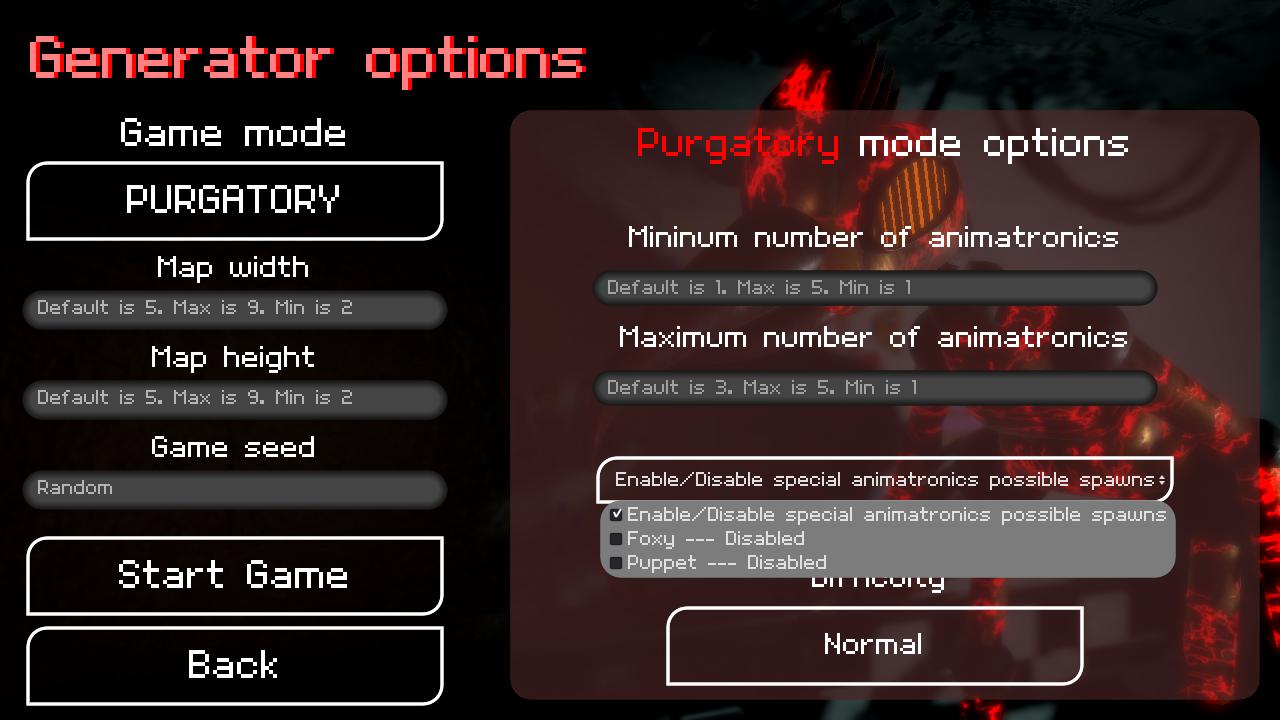 FNAF: Purgatory 2 by TwistedTwigleg