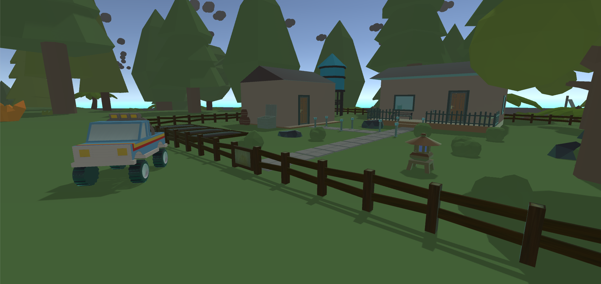 BETA V0 02 Has been Released - My Little Garden - Low Poly Life