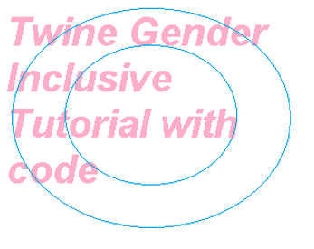 Gender Inclusive Twine 2 Harlowe Code Tutorial by autistmouse