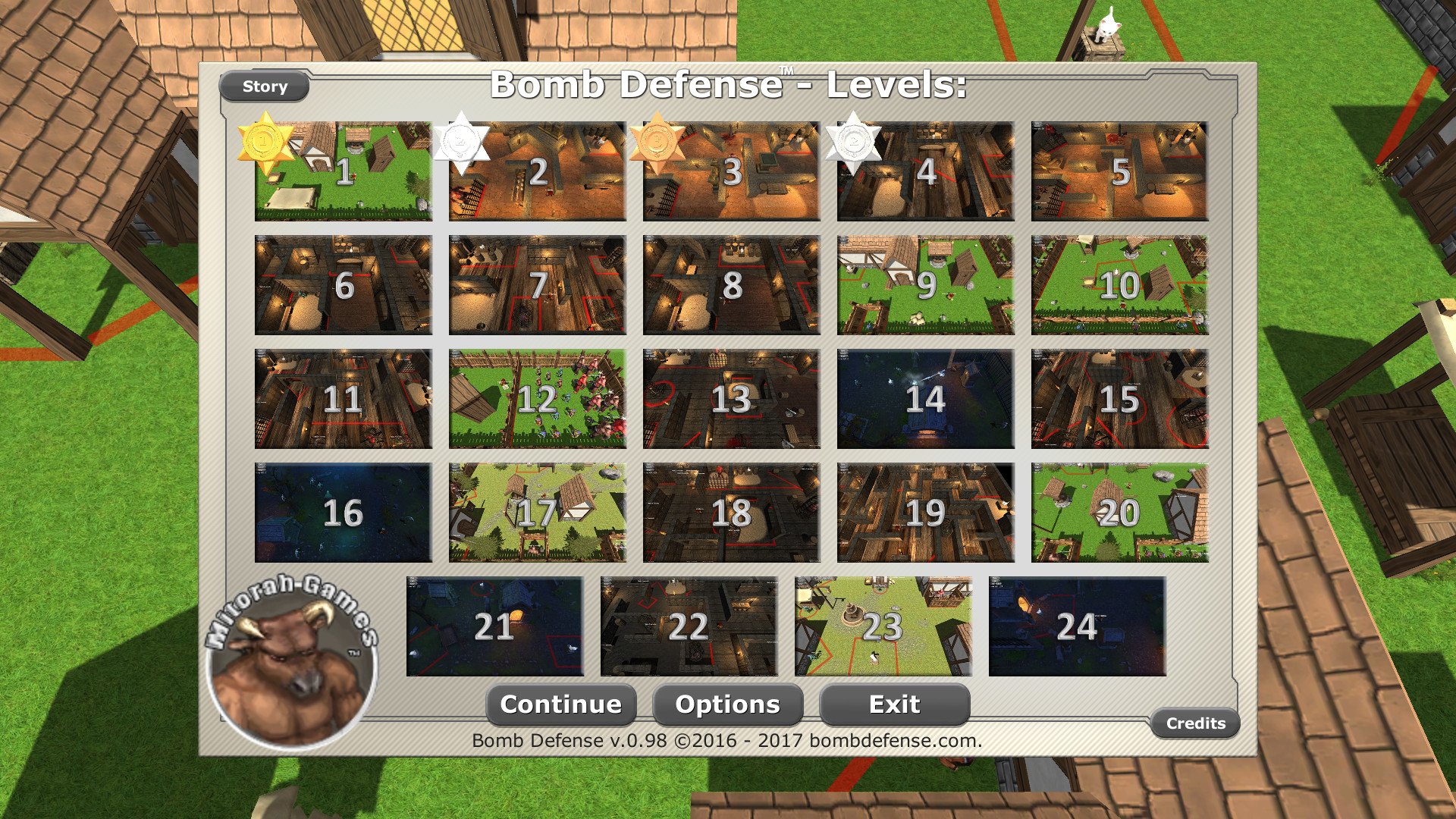 Bomb defense by mitorah games log in with itch to leave a comment thecheapjerseys Images