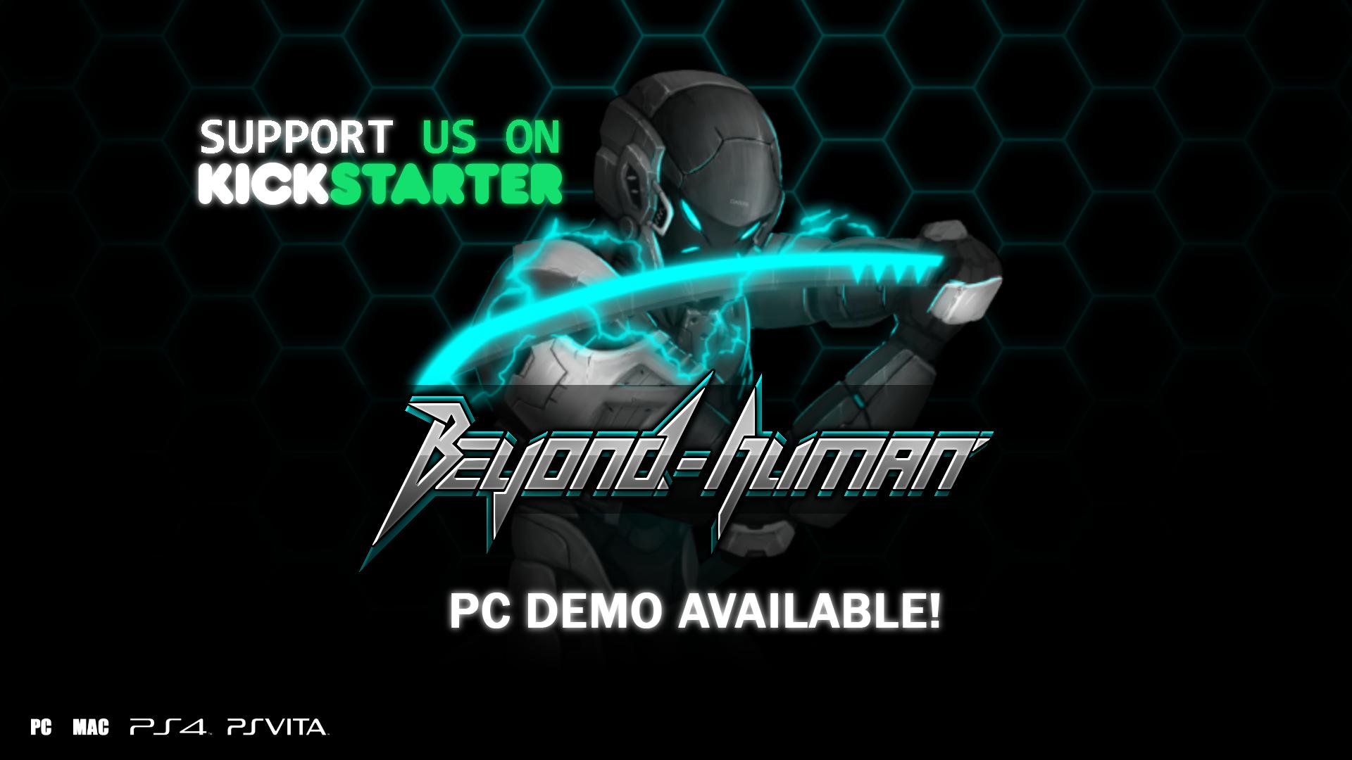 Beyond-Human Kickstarter Demo