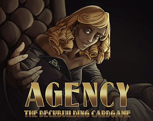 Agency - The Deckbuilding Card Game [Free] [Strategy] [Windows]