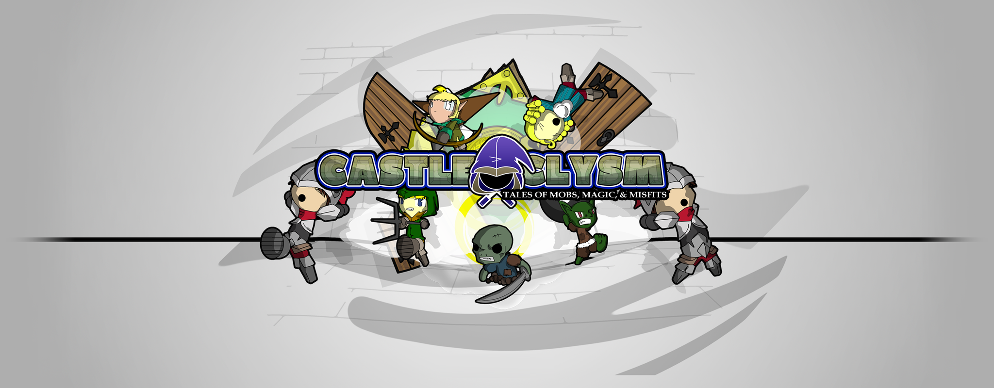 Castleclysm: Tales of Mobs, Magic, & Misfits