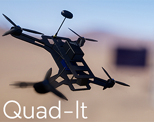 Quad-It: FPV Simulator [Free] [Simulation] [Windows]