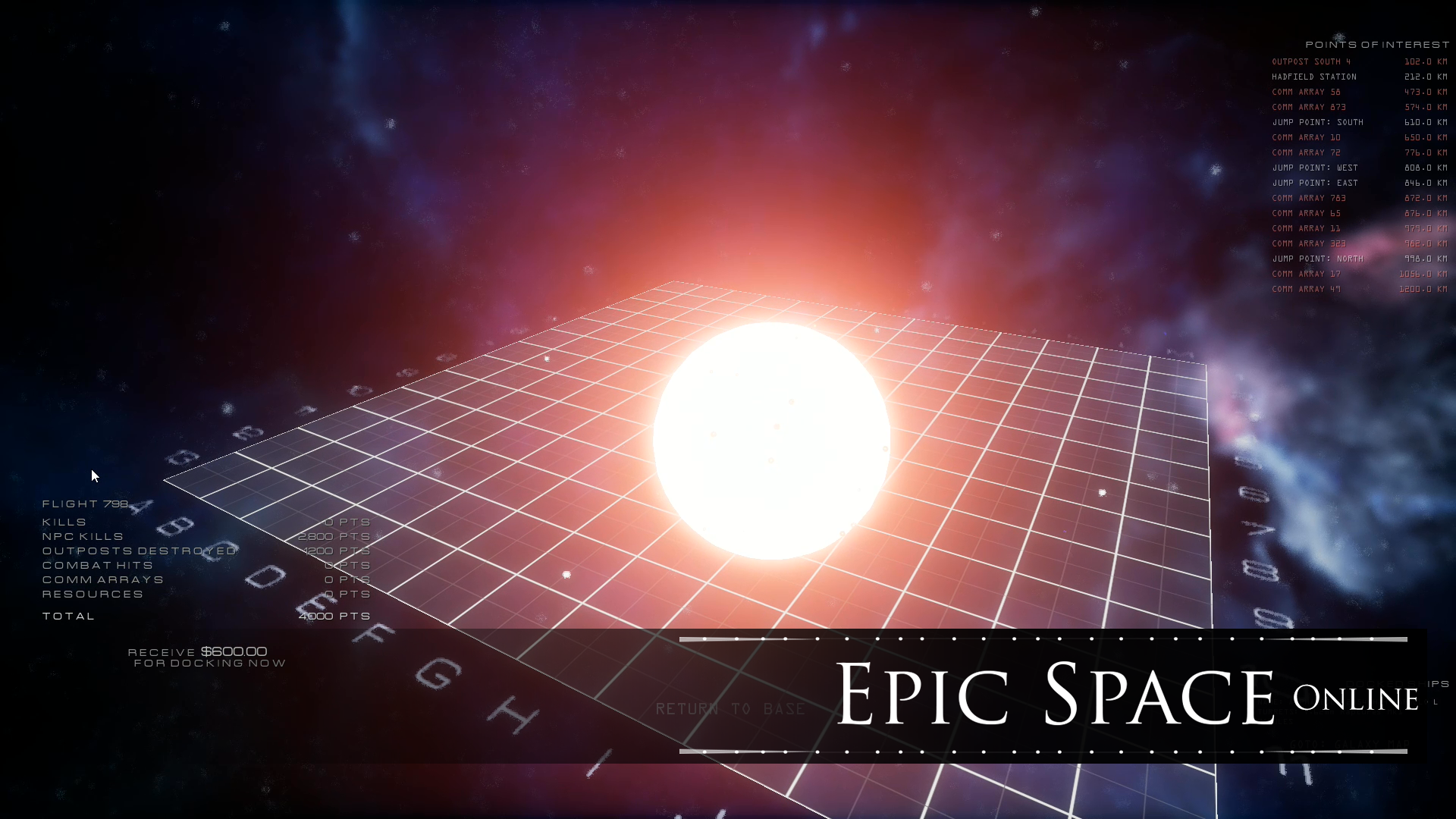 Epic Space: Online