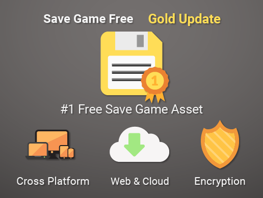 Save Game Free - Gold Update
