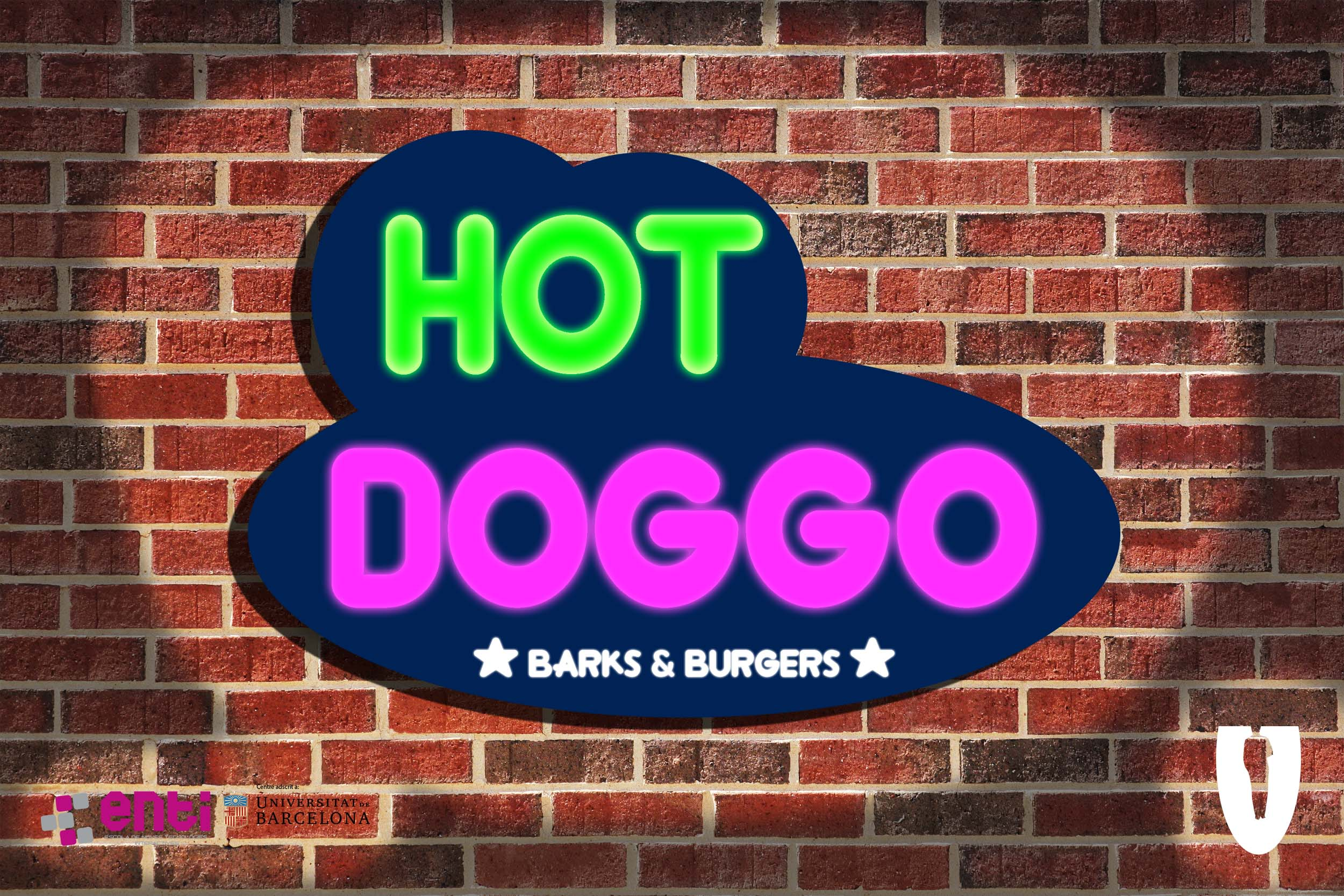 Hot Doggo: Barks & Burgers